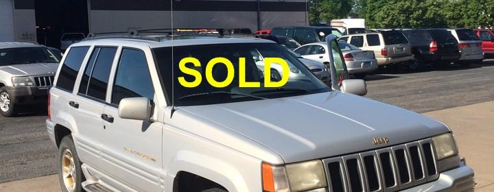 1998 jeep grand cherokee blaine mn
