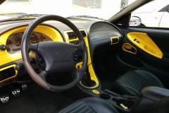 2004 Mustang Interior