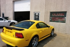 2004 Mustang Right Rear View