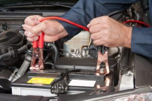 Auto Battery Replacement Shop