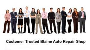 Auto Repair Shop In Blaine