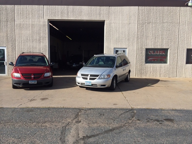clark automotive blaine mn