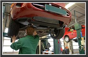 Steering, Alignment, And Suspension Repairs