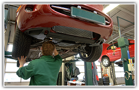 Suspension And Alignment Repair