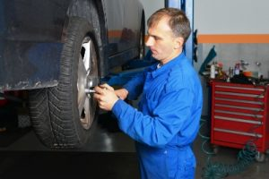 Tire Replacement in Blaine